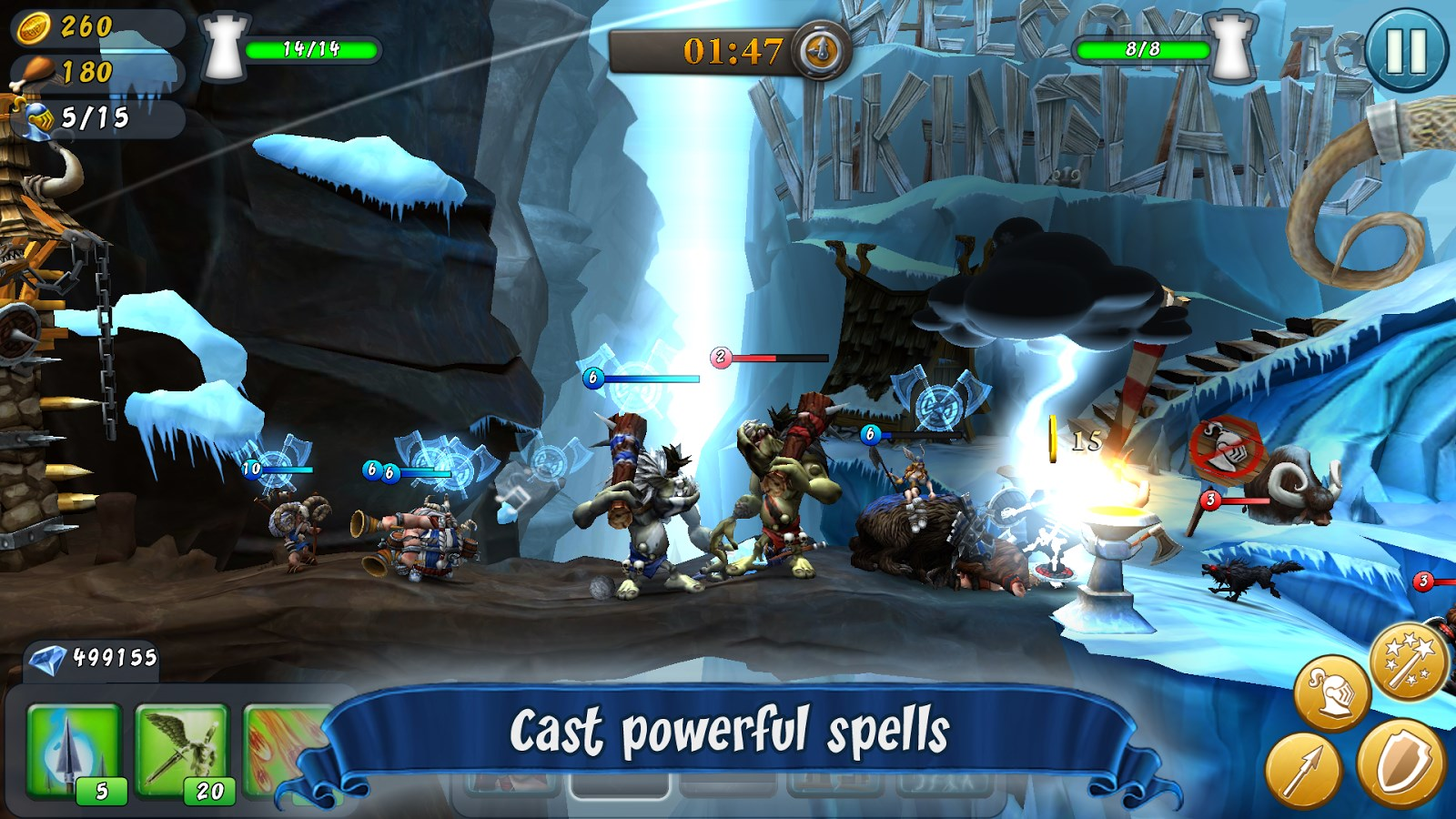 CastleStorm - Free to Siege - Imagem 1 do software