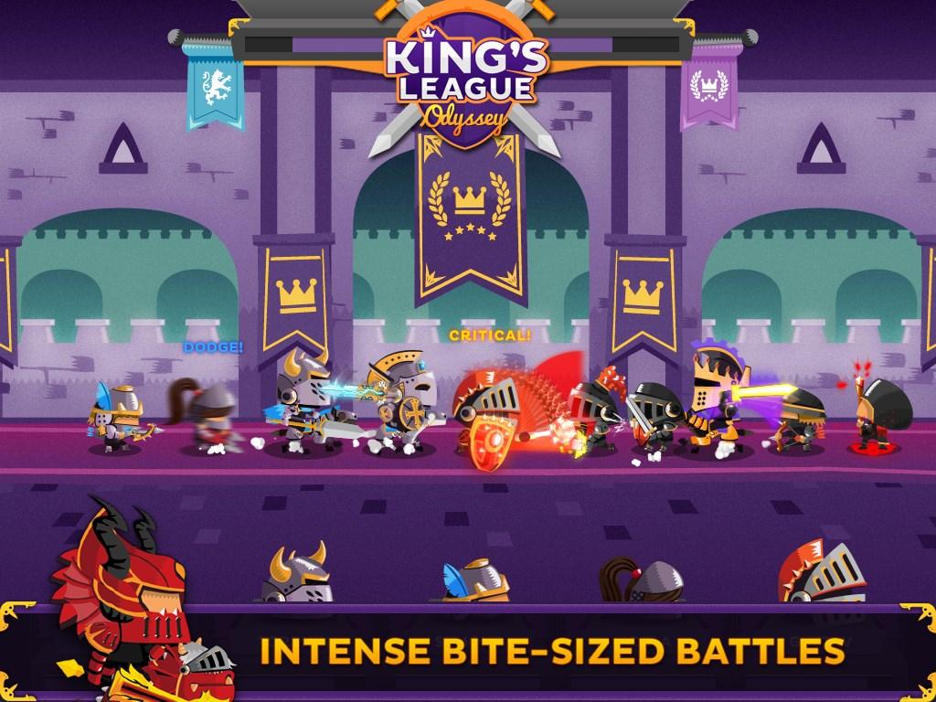 King`s League: Odyssey - Imagem 1 do software