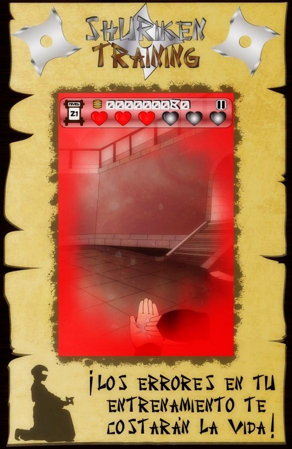 Shuriken Training HD Plus - Imagem 2 do software