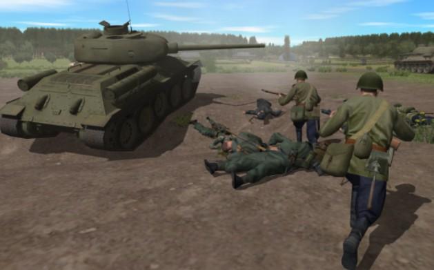 Combat Mission: Red Thunder - Imagem 1 do software
