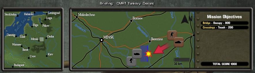 Combat Mission: Red Thunder - Imagem 3 do software