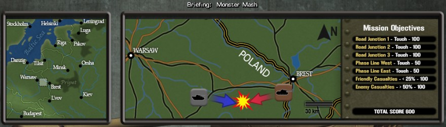 Combat Mission: Red Thunder - Imagem 4 do software