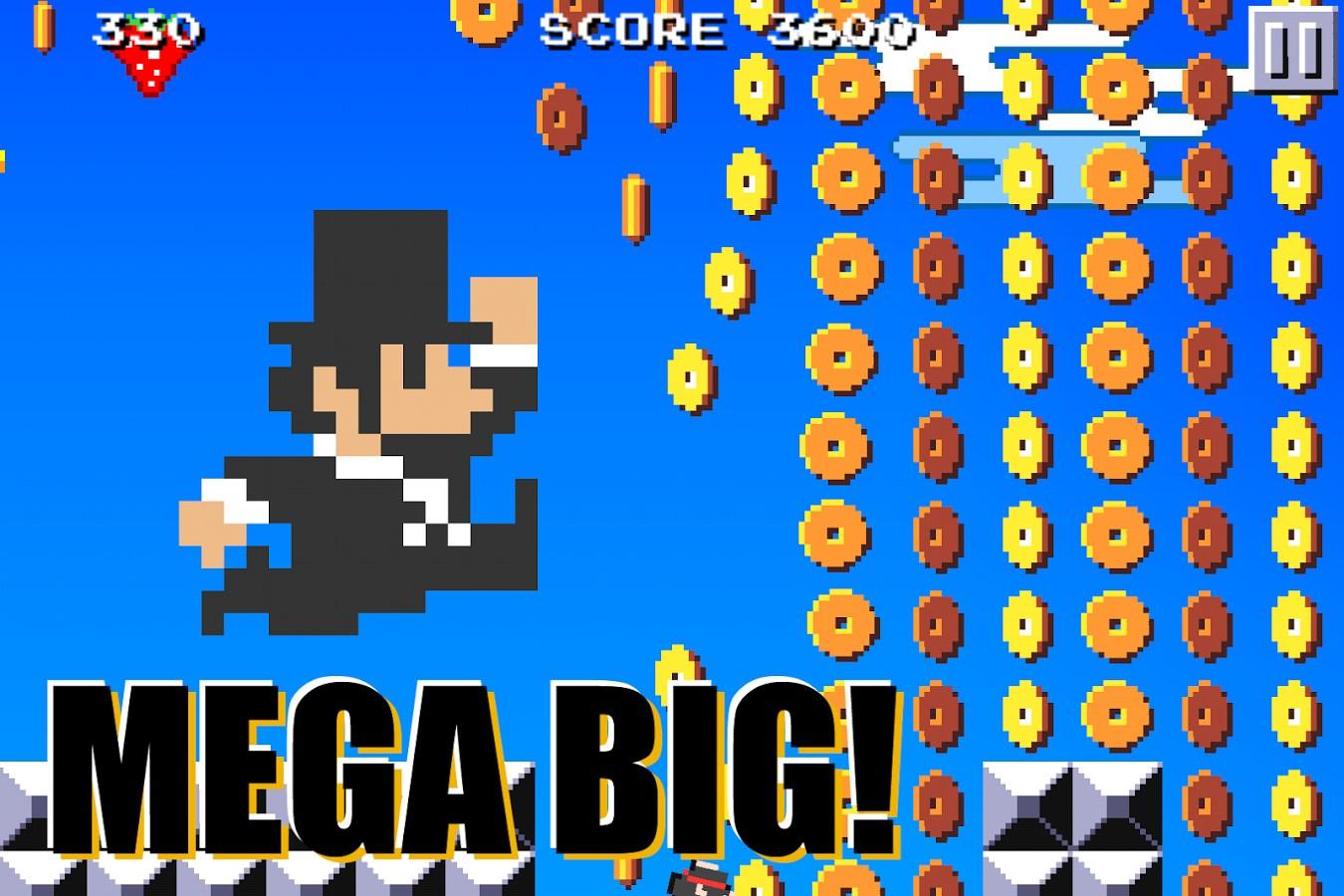 SUPER MEGA RUNNERS - Imagem 1 do software