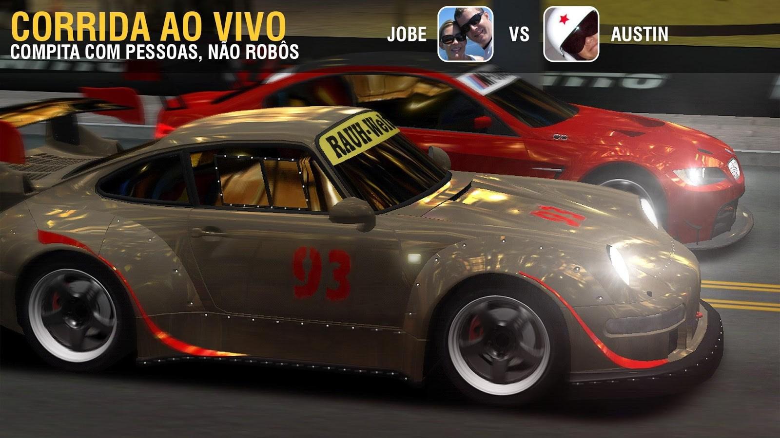 Racing Rivals - Imagem 1 do software