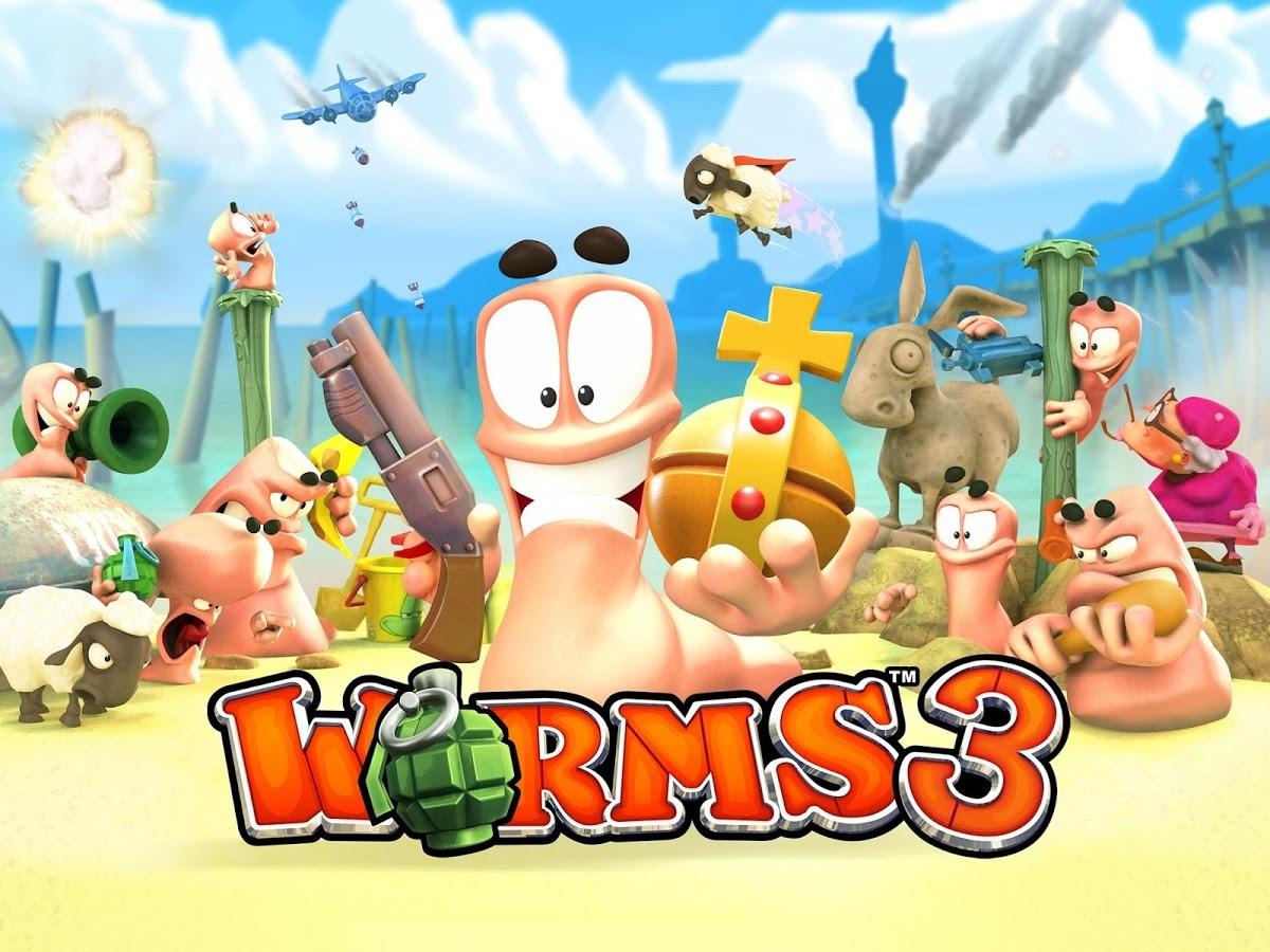 Worms 3 - Imagem 1 do software