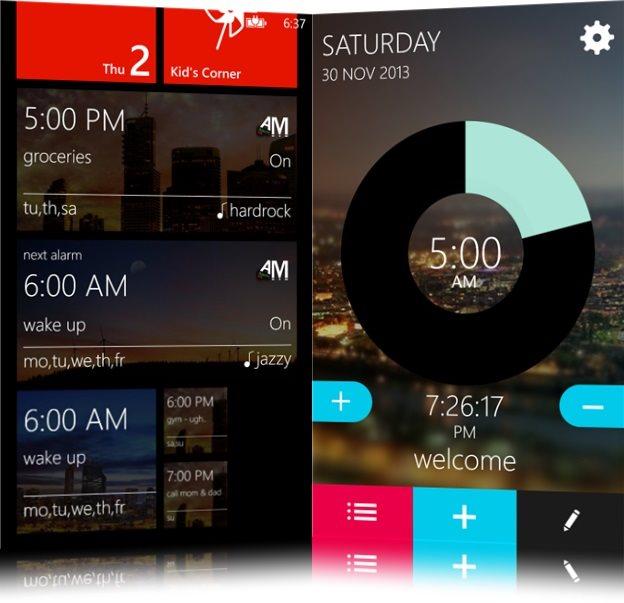 AlarmMe - Imagem 1 do software