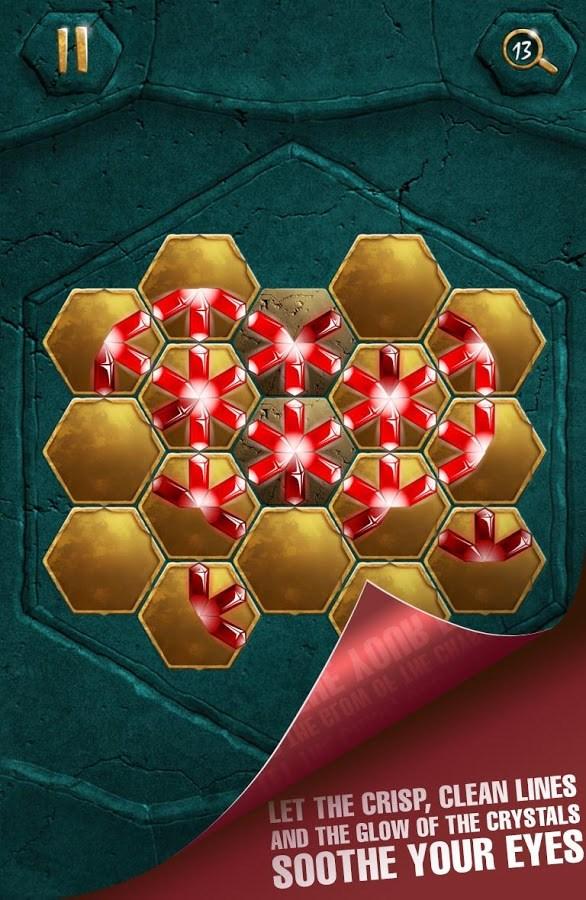 Crystalux puzzle game - Imagem 1 do software