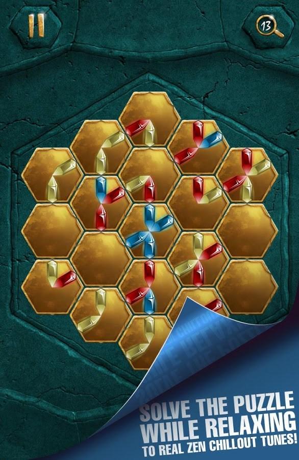 Crystalux puzzle game - Imagem 2 do software