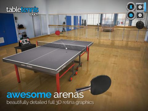 Table Tennis Touch - Imagem 1 do software