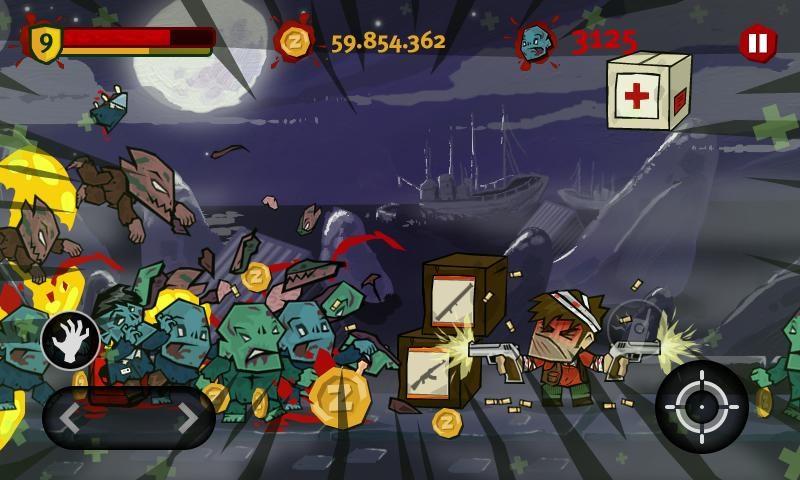 Dante Zomventure - Imagem 1 do software