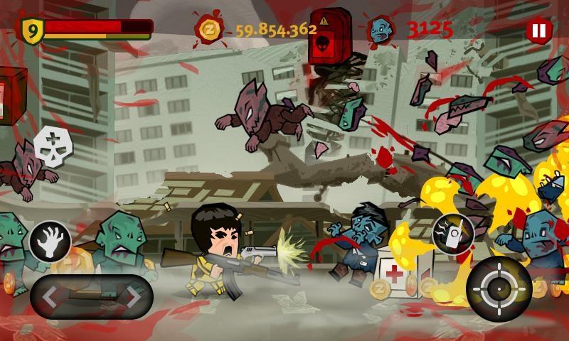 Dante Zomventure - Imagem 2 do software