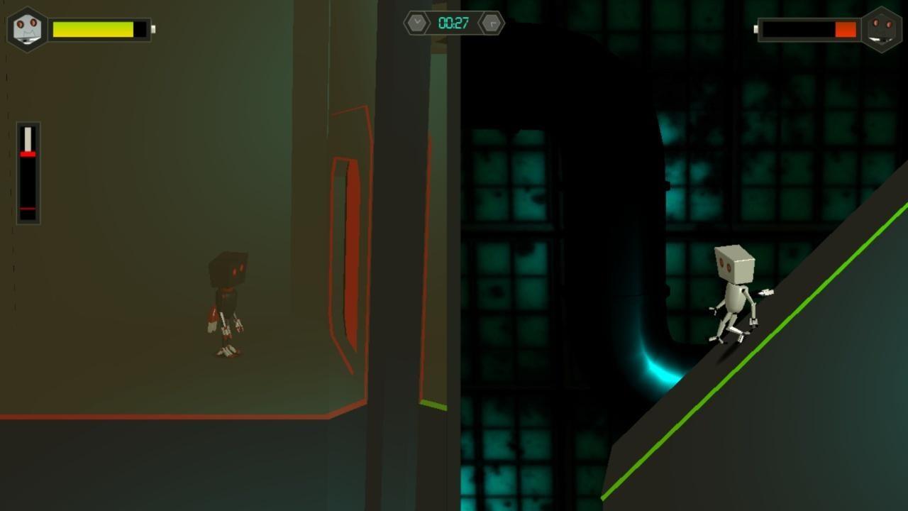 Twin Robots - Imagem 1 do software