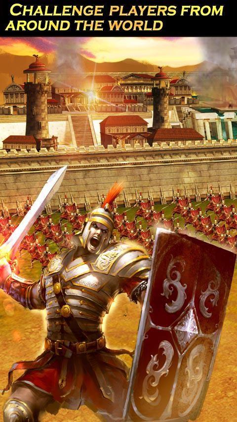 Empire:Rome Rising - Imagem 1 do software