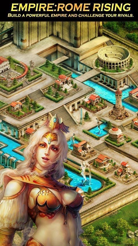 Empire:Rome Rising - Imagem 2 do software
