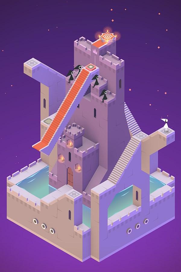Monument Valley - Imagem 2 do software