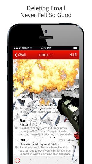 DestroyMail - Imagem 1 do software