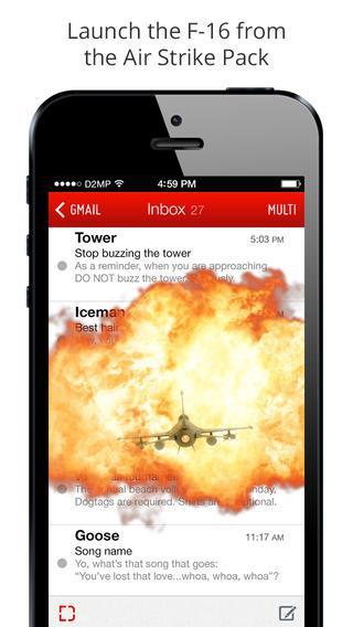 DestroyMail - Imagem 2 do software