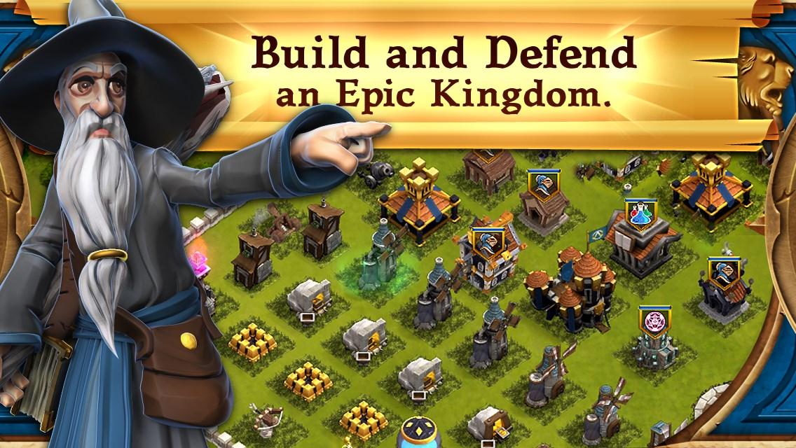 Arcane Battlegrounds - Imagem 1 do software