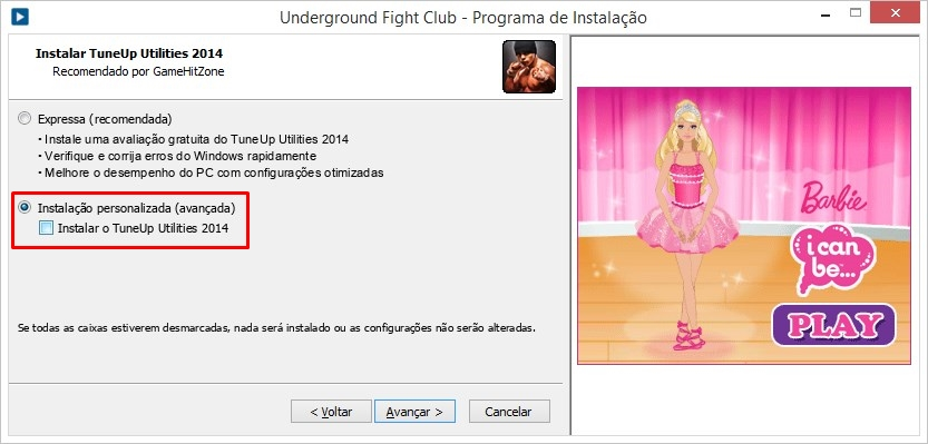 Underground Fight Club