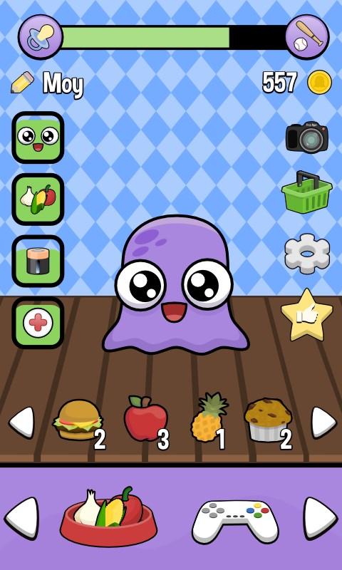 Moy 2 - Virtual Pet Game - Imagem 1 do software