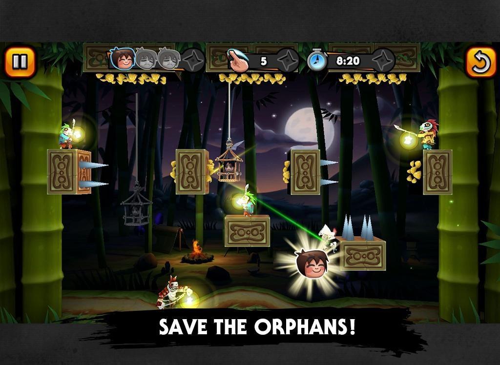 Nun Attack Origins: Yuki - Imagem 1 do software