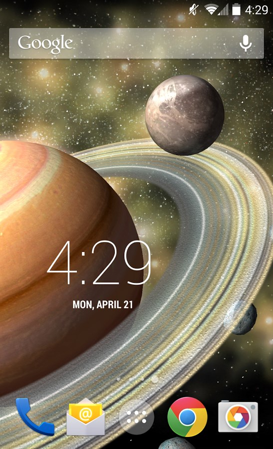 Unreal Space HD - Imagem 1 do software