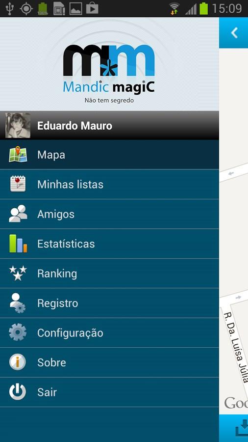 Mandic magiC - Imagem 2 do software