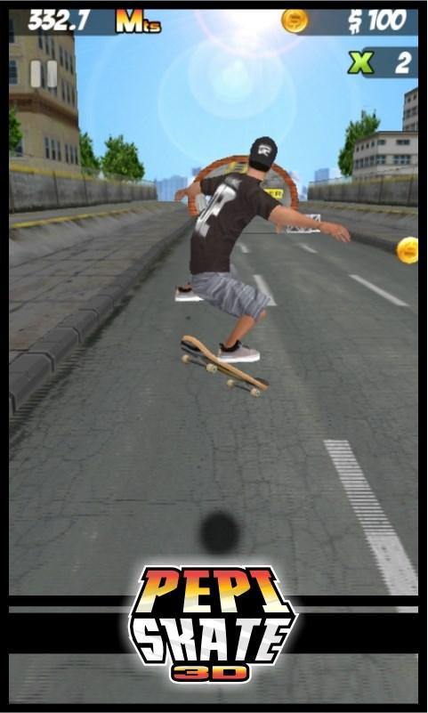 PEPI Skate 3D - Imagem 1 do software