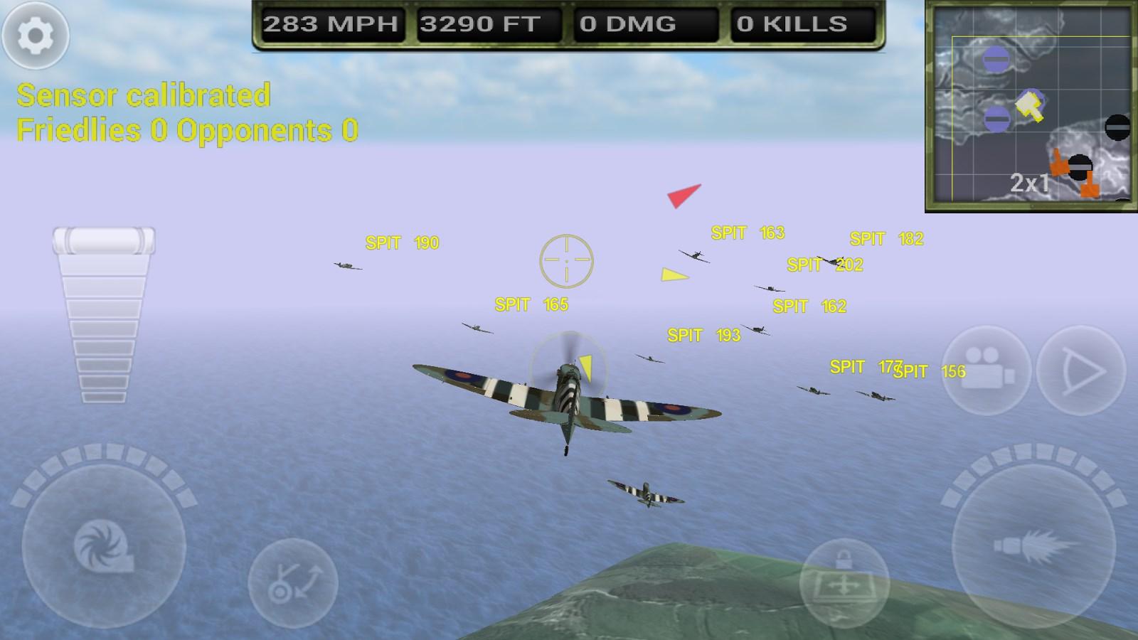 FighterWing 2 Flight Simulator - Imagem 1 do software