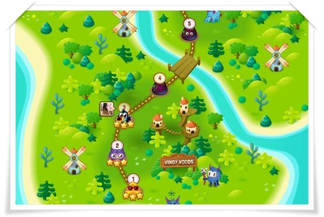 Moshling Rescue! - Imagem 2 do software