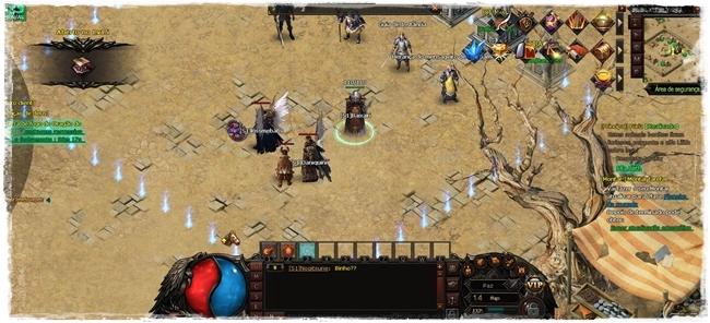 Khaos Online - Imagem 2 do software