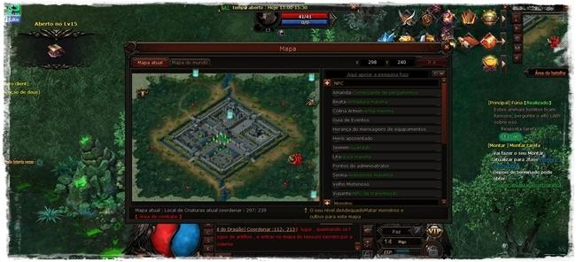 Khaos Online - Imagem 4 do software