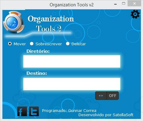 Organization Tools - Imagem 1 do software