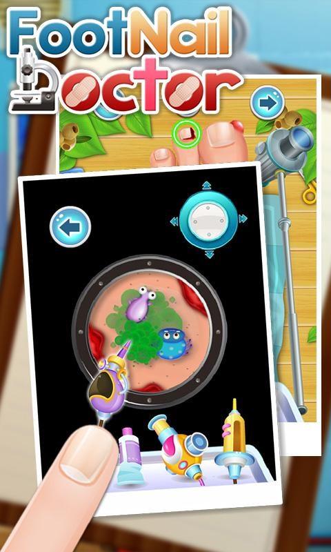Toe Doctor - Imagem 1 do software