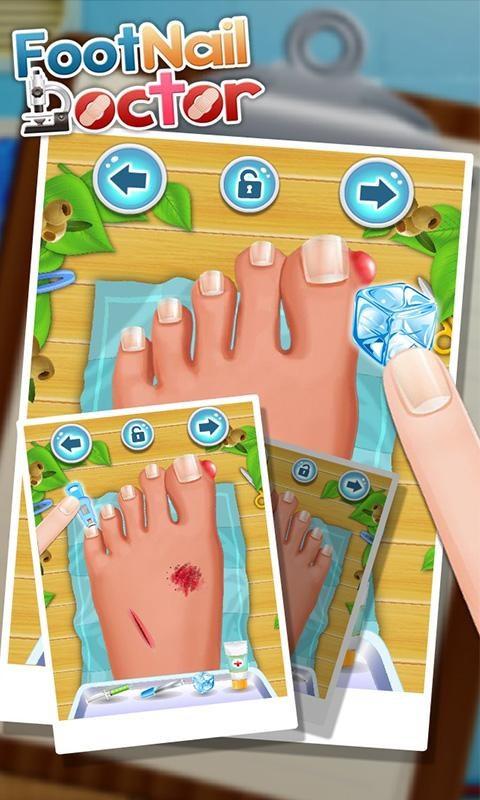Toe Doctor - Imagem 2 do software
