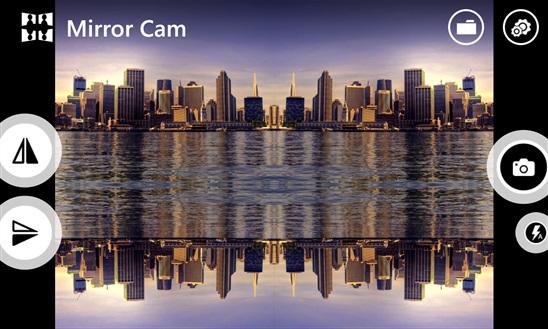 Mirror Cam - Imagem 1 do software