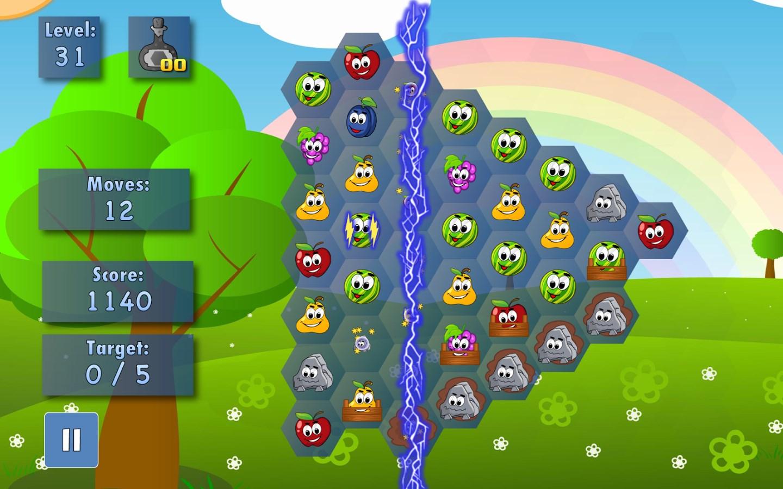Fruit Farm Deluxe - Imagem 1 do software