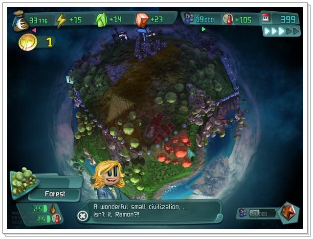 Imagine Earth - Imagem 1 do software