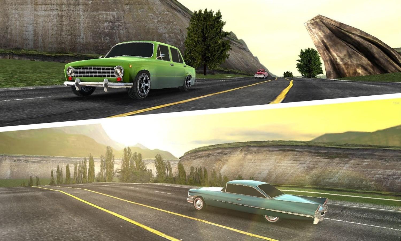 Classic Car Racing - Imagem 1 do software
