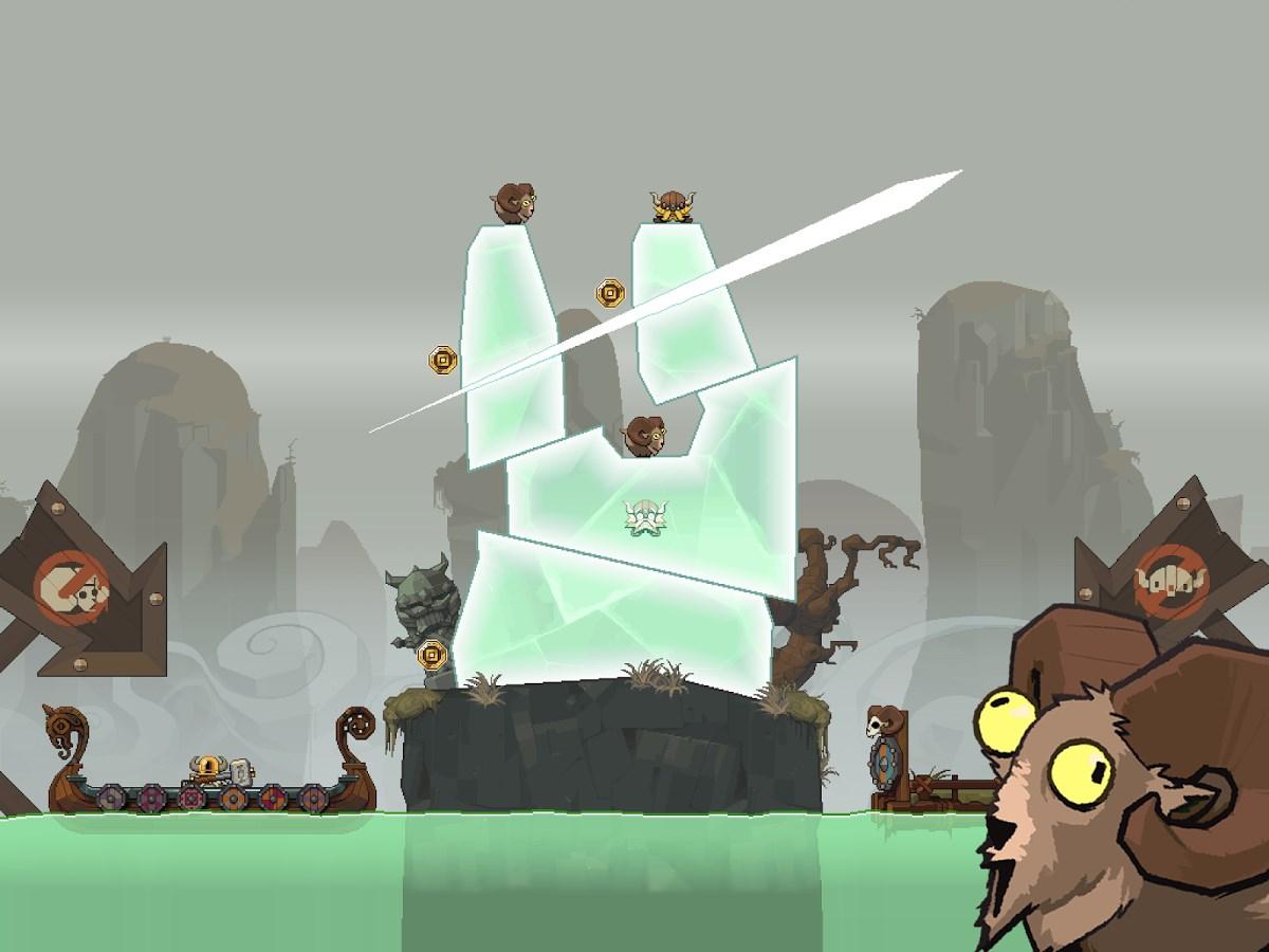 Icebreaker: A Viking Voyage - Imagem 1 do software