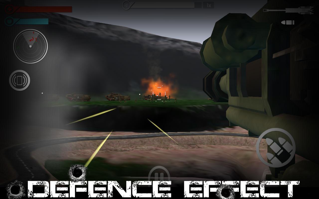 Defence Effect Free - Imagem 2 do software