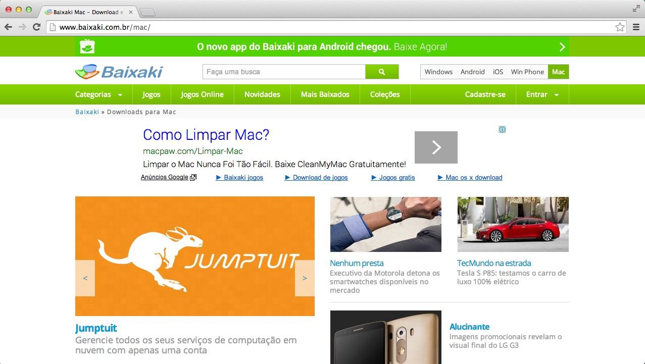 Google Chrome - Imagem 1 do software