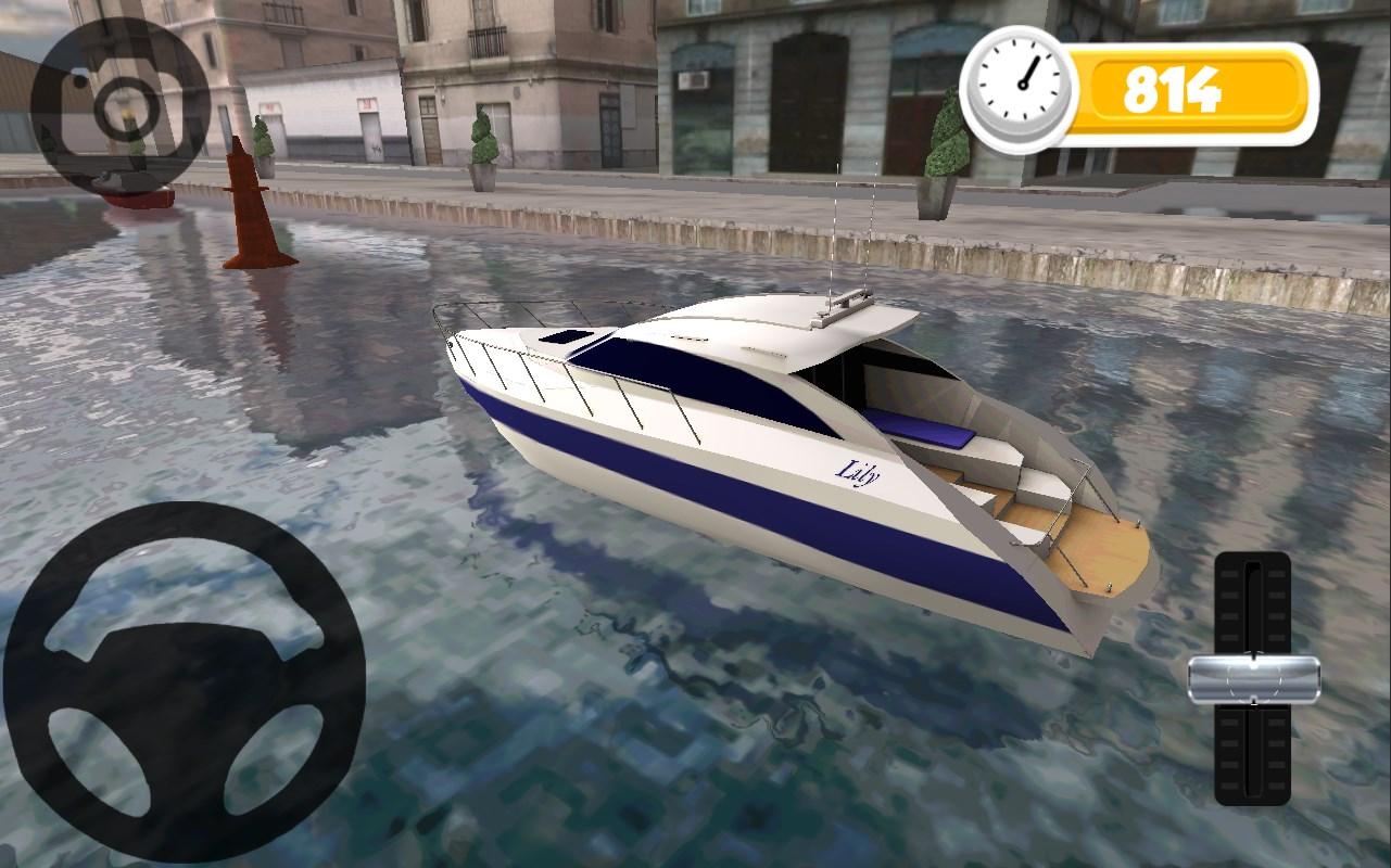 BOAT PARKING 3D - Imagem 1 do software