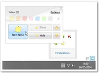 Imagem 2 do TK8 Sticky Notes Free