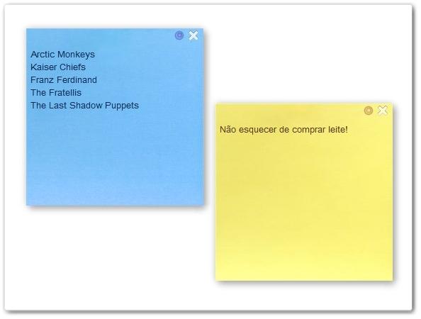 TK8 Sticky Notes Free - Imagem 2 do software