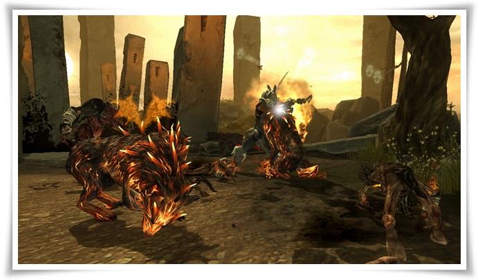 Ascend: Hand of Kul - Imagem 2 do software