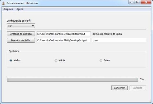 VPET Converter - Imagem 1 do software