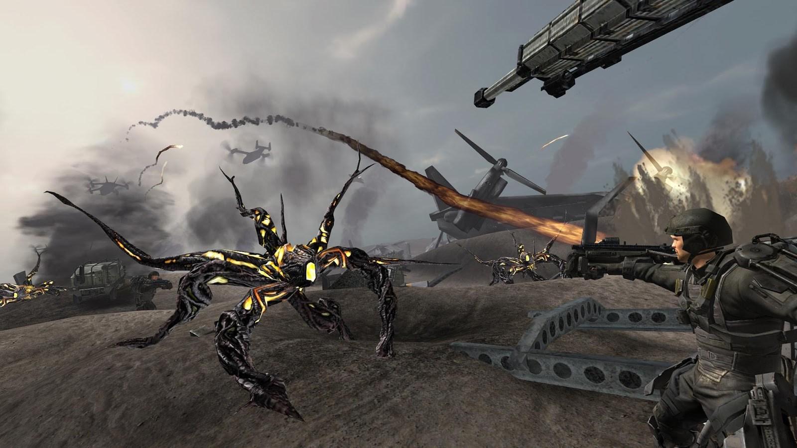 Edge of Tomorrow Game - Imagem 1 do software