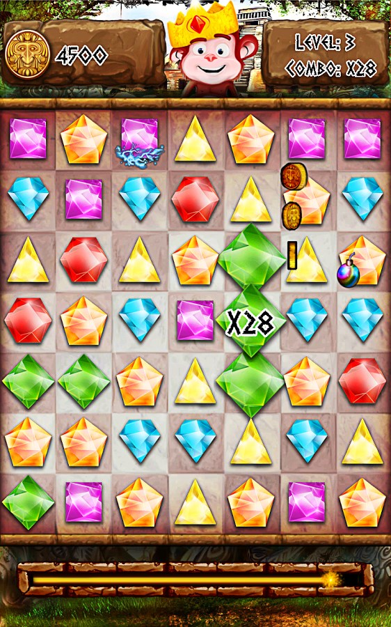 Jewels Temple Diamond Deluxe - Imagem 2 do software