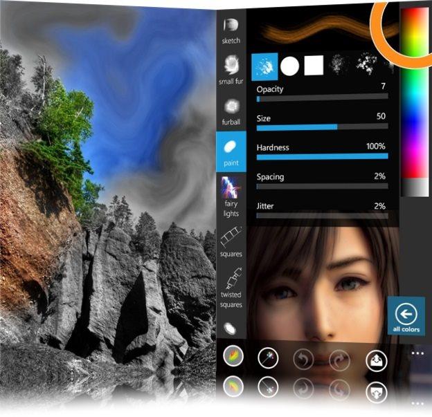 Fantasia Painter Free - Imagem 1 do software